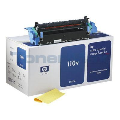HP COLOR LASERJET 5500 FUSER KIT 110V